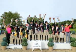 Adult Amateur Hunter Team Champs ESI
