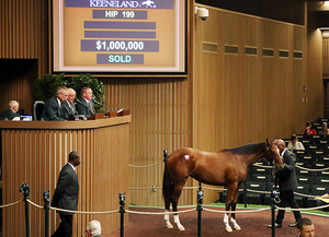 Keenland union Rags