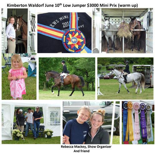 Kimberton Waldorf June 10 Low Jumper Min i Prix