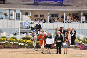 McLain Ward Clinta Devon awards