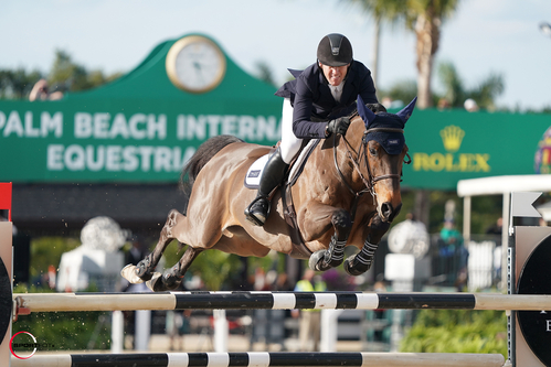 McLain Ward on Catoki Sportfot