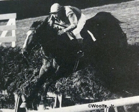 Tommy Walsh on Bon Nouvel in the 1965 Temple Gwathmey