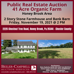2225 Chestnut Tree Rd-Beiler Campbell-Auction