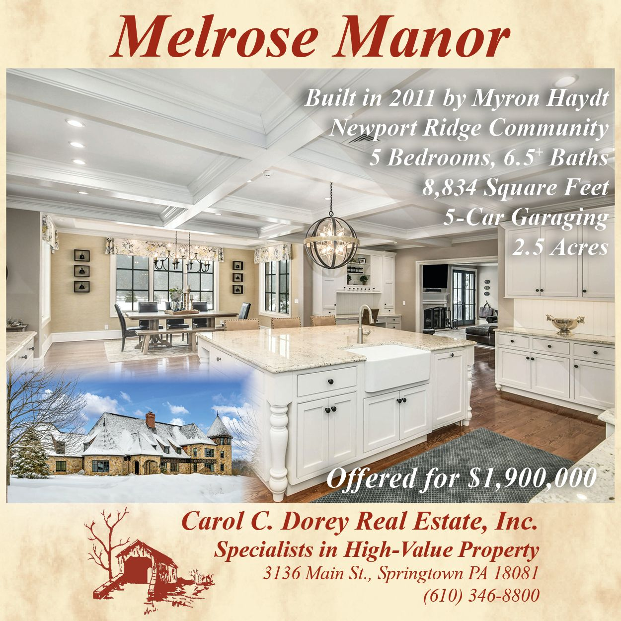 Melrose Manor - Dorsey RE