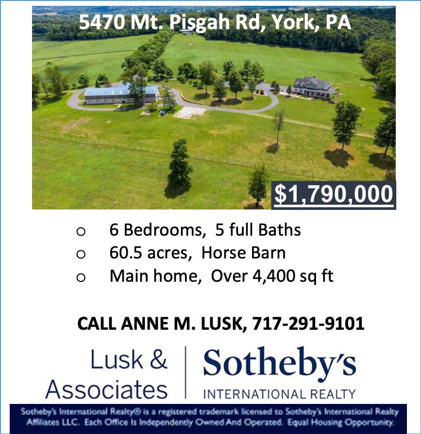 5470 Mt Pisgah Rd-Lusk RE