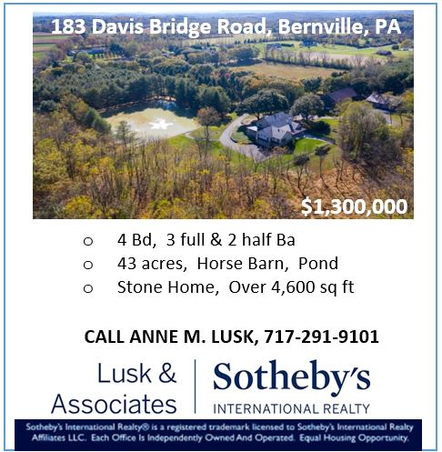 183 Davis bridge Road-Sotheby's RE