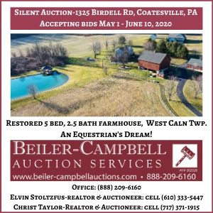 1325 Birdell Road-Beiler-Campbell Auction Services