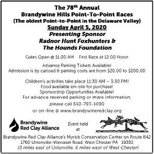 Brandywine Point to Point