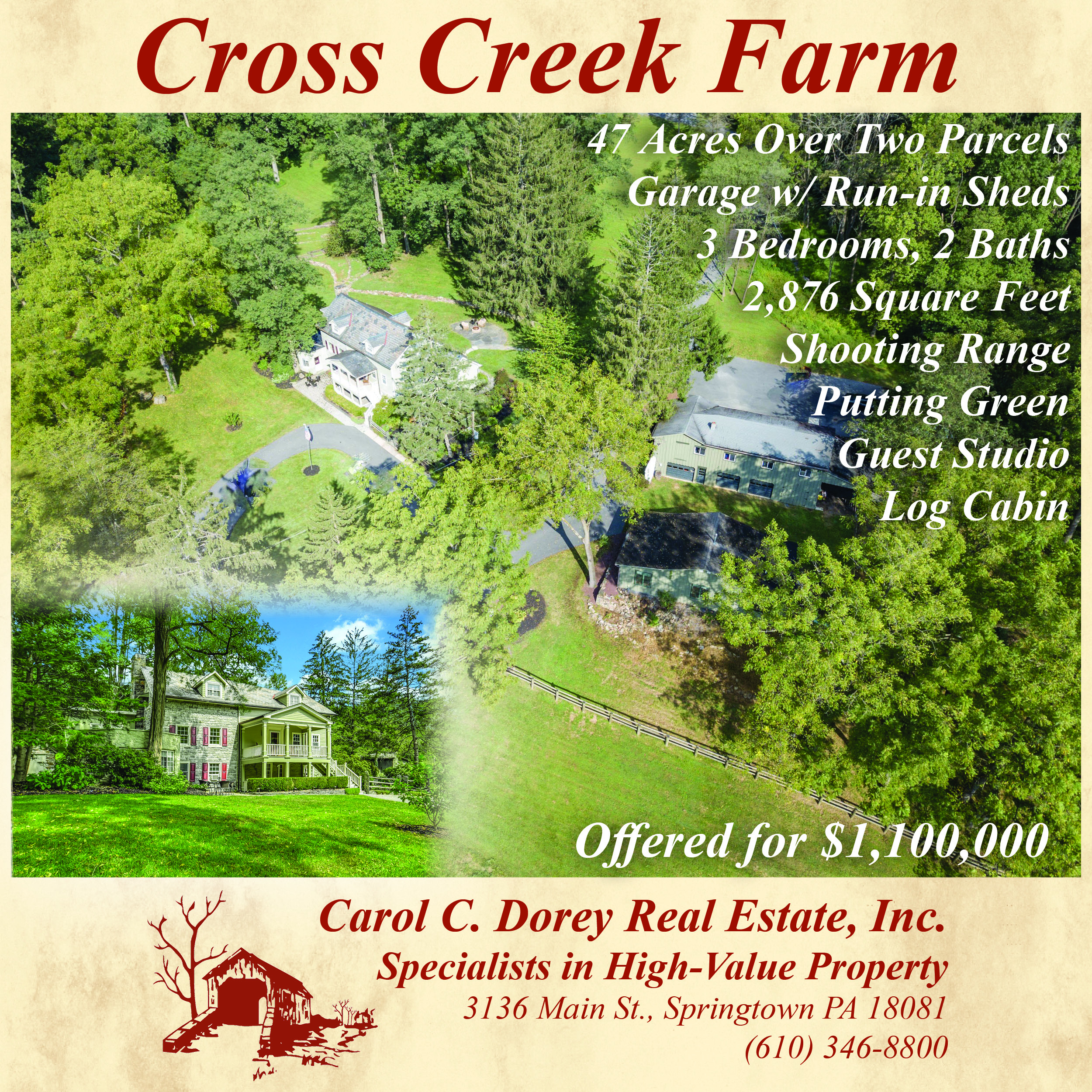 Cross Creek Farm