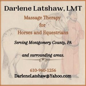 Darlene Latshaw-Equine Massage