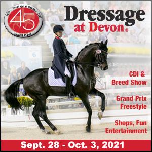 Dressage at Devon