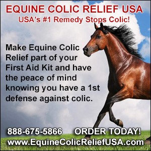 Equine Colic Relief