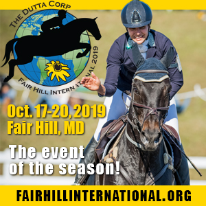 Fair Hill Oct event