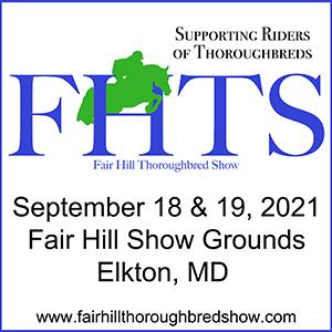 Fair Hill Thoroughbred Show 2021
