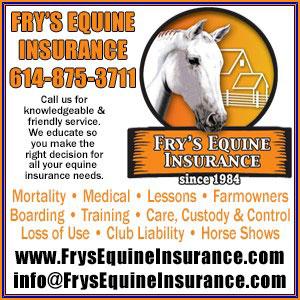 Fry's Equine Insurance