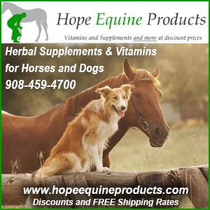 Hope Equine Products