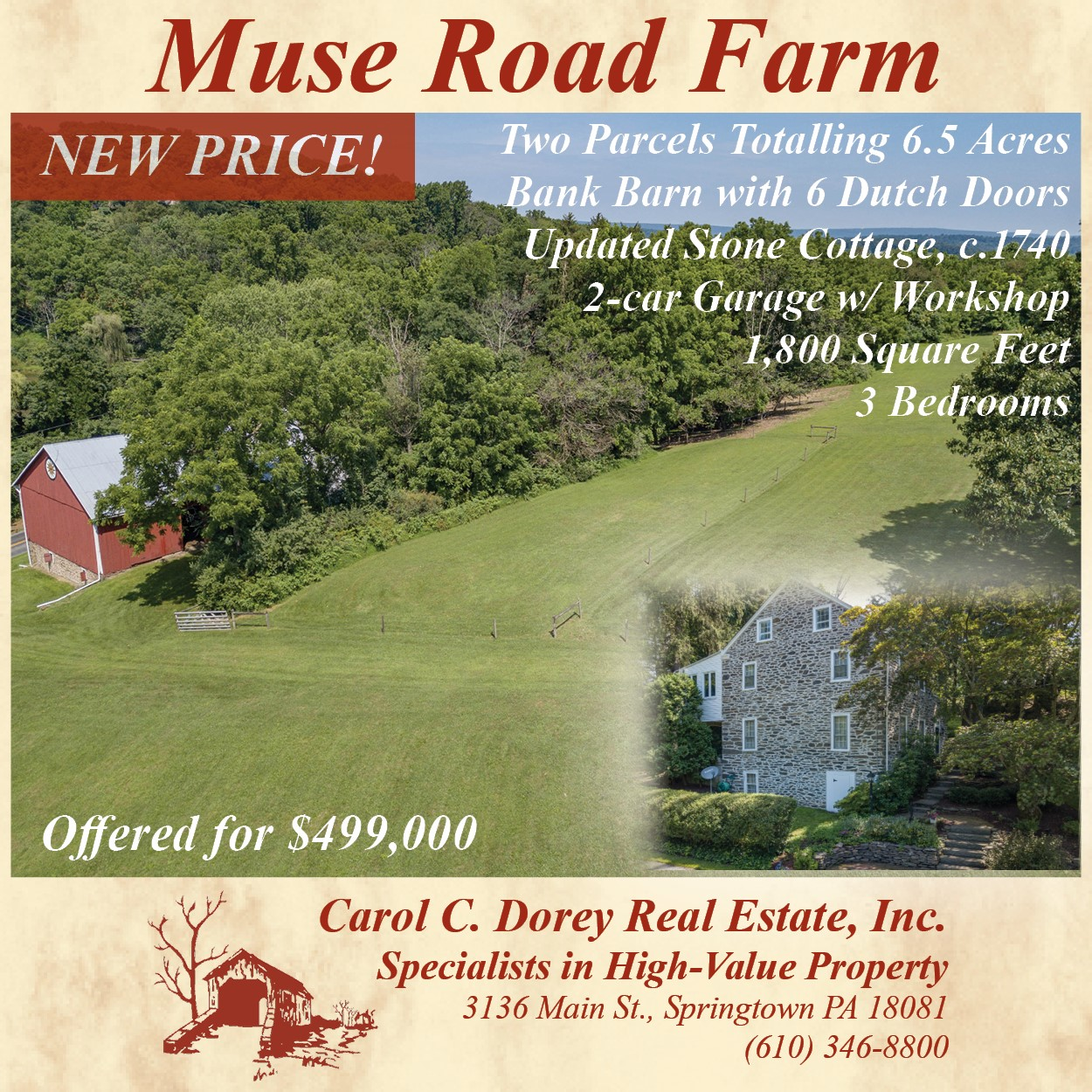 Muse Road Farm