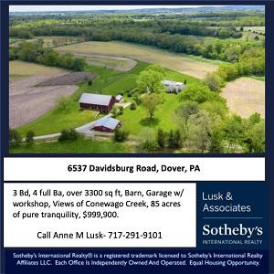 Sothebys-Davidsburg Farm