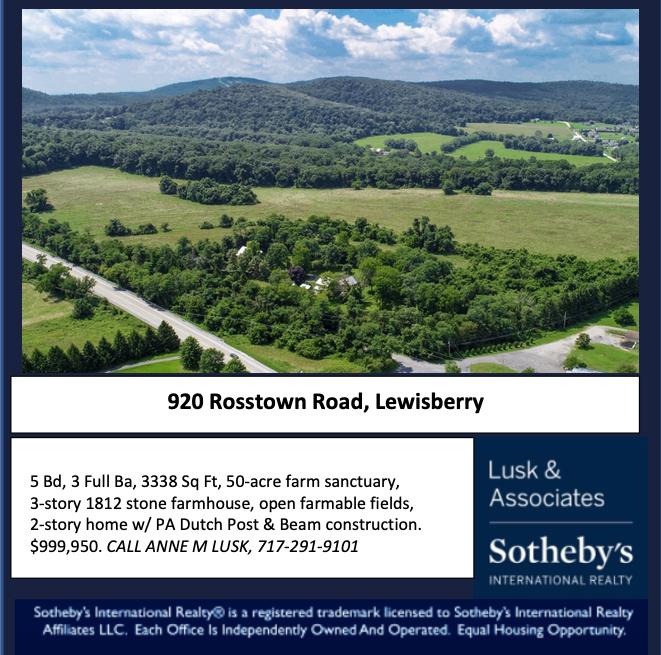 920 Rosstown Rd