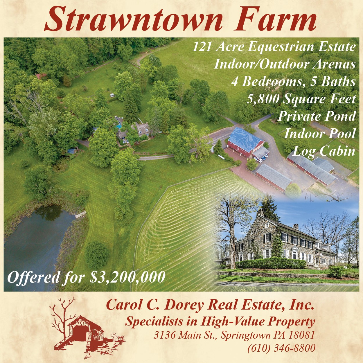 Strawntown Farm-Dorey