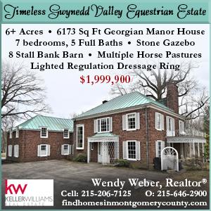 Gwynedd Valley Equestrian Estate