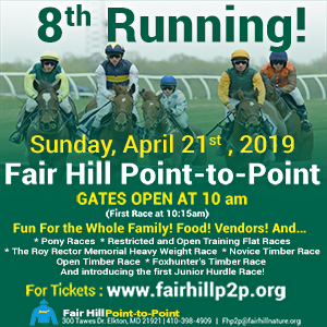 Fairhill Point to Point