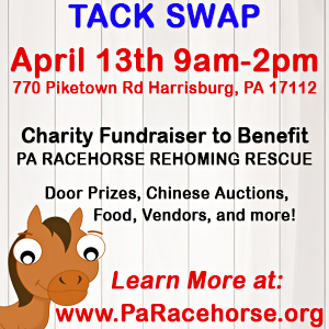 PA Race Horse Tack Swap 2019