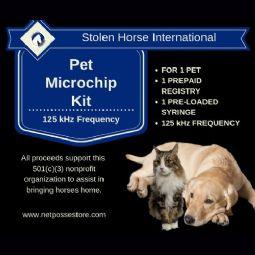 pet micro chip