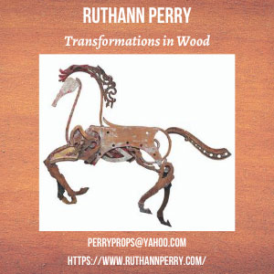 Ruth Ann Perry Sculpture 300x300