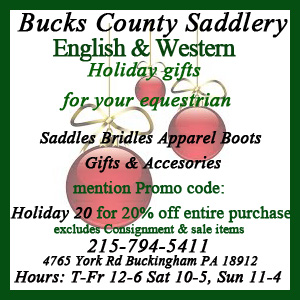 Bucks County Saddlery