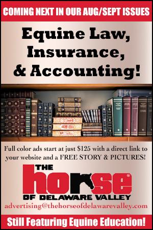 Equine Law & Acctg Promo Ad