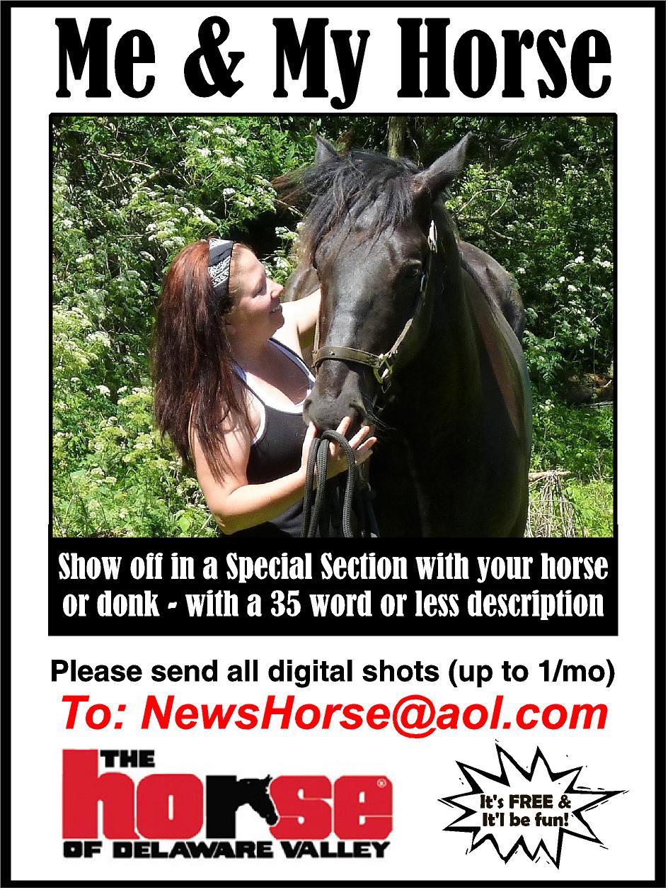Me & My Horse PROMO ad