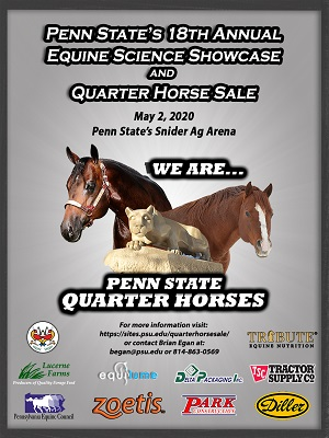Penn State Equine Science Showcase