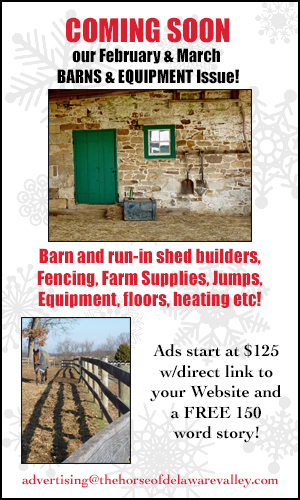 Barns & Equipment Promo ad