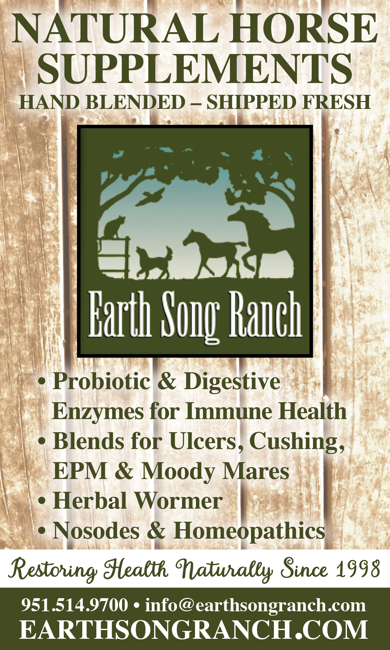 Earth Song Ranch