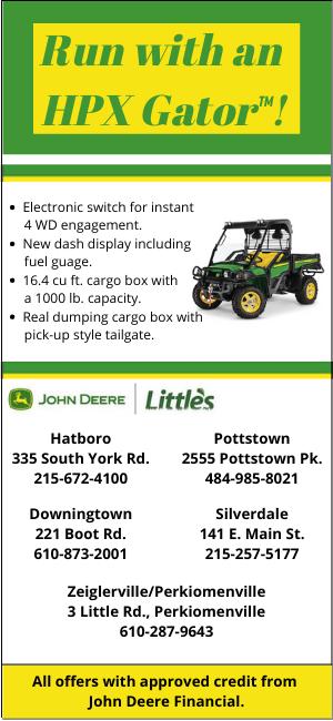 Little's John Deere-July 6th +