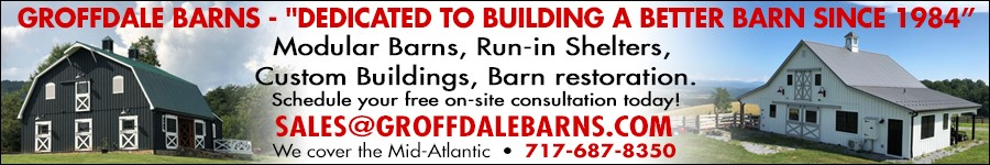 Groffdale Barns banner