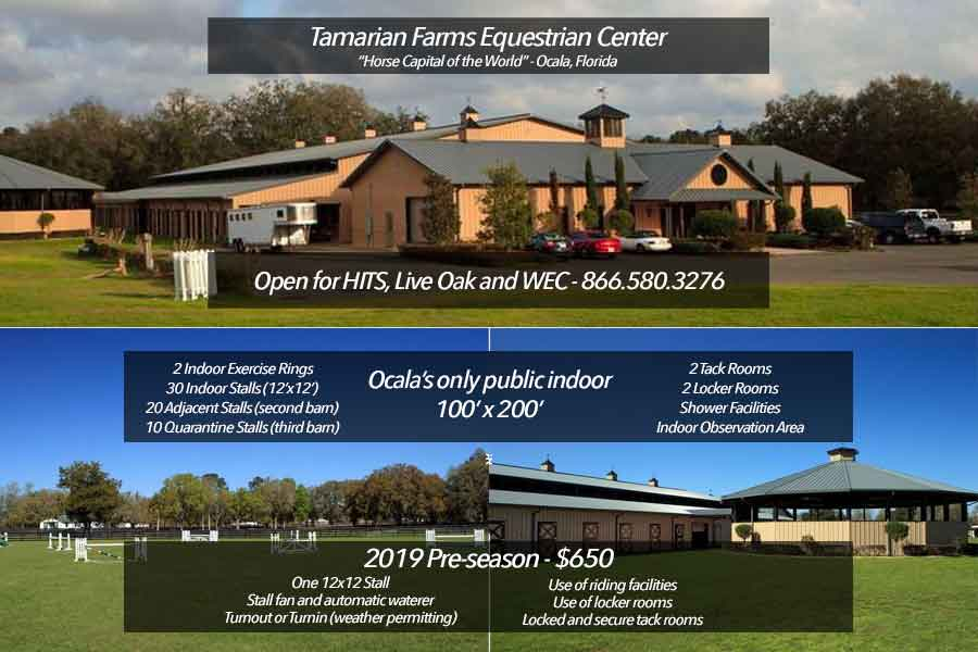 Tamarian Farms Equestrian Center