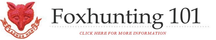 Radnor Hunt