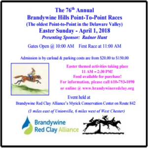 Brandywine Hills Point to Point