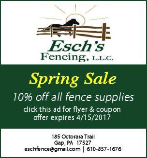 Esch Fencing
