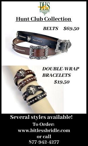Bitless Bridle Belts & Bracelets
