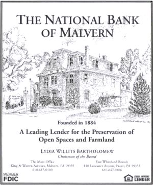 National Bank of Malvern