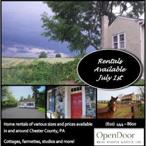 Open Door - Kennett Square