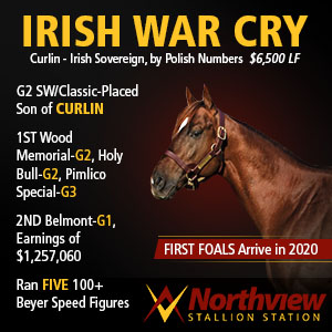 Irish War Cry-Northview Farm