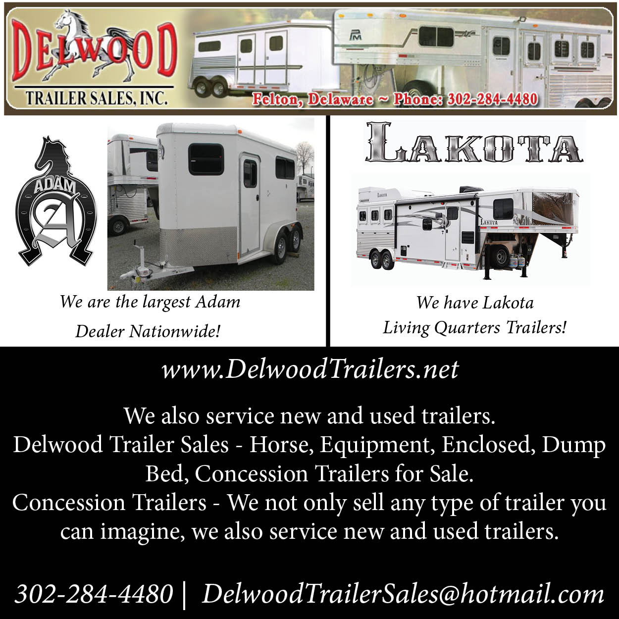 Delwood Trailers