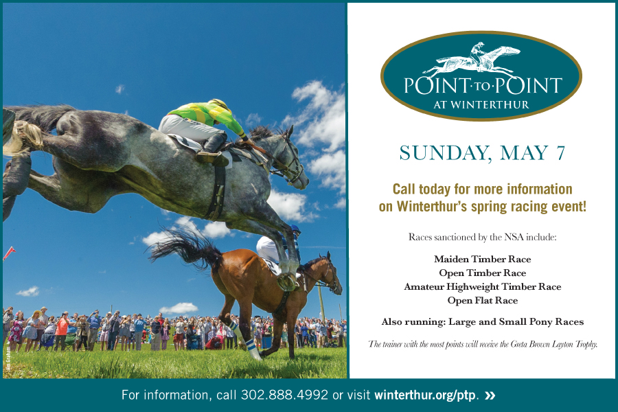 Point to Point at Winterthur