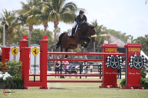Beezie Madden and Breitling LS March 24 GP Sportfot