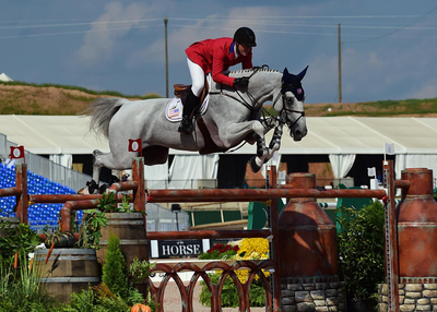 McLain Ward USA Clinta AGM 1362E