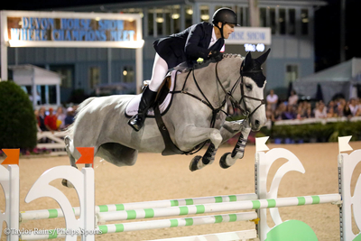 McLain Ward on Clinta Devon